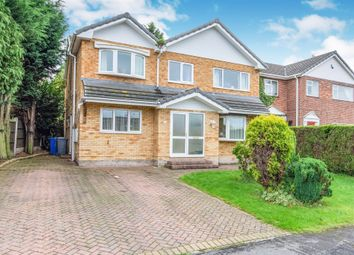 Thumbnail 4 bed detached house for sale in Aintree Drive, Mexborough