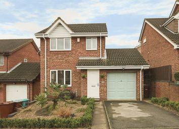 Thumbnail 3 bedroom detached house for sale in Robbie Burns Road, Bestwood Park, Nottinghamshire