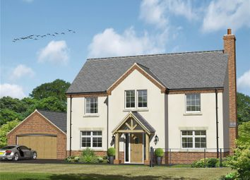 Thumbnail 4 bed detached house for sale in Waters Upton, Telford, Shropshire