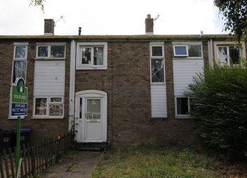 Thumbnail 3 bed terraced house for sale in Northdown Road, Hatfield