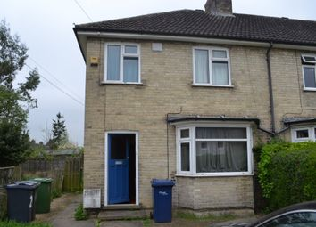 Thumbnail 4 bed detached house to rent in Marmora Road, Cambridge