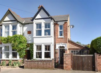 Thumbnail 3 bed semi-detached house for sale in York Street, Bedford