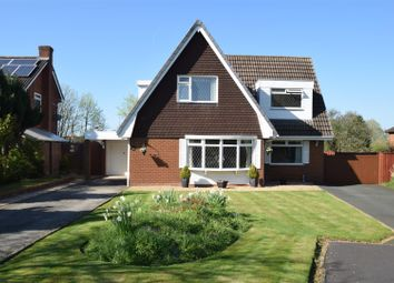 Thumbnail 5 bed detached house for sale in Stirling Drive, Sutton Hill, Telford