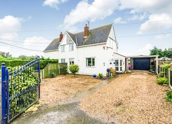 Thumbnail 3 bed semi-detached house for sale in Rose Cottage, Ingleby, Lincoln