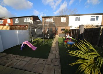 Thumbnail 3 bed end terrace house for sale in Fleetway, Vange, Basildon