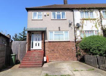 Thumbnail 3 bed semi-detached house to rent in Rushdene, London