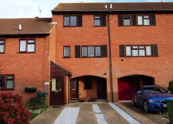 Thumbnail 4 bed terraced house for sale in Dinsdale Gardens, Rustington, Littlehampton