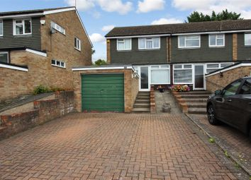Thumbnail 3 bed end terrace house for sale in Garland Close, Old Town, Hemel Hempstead