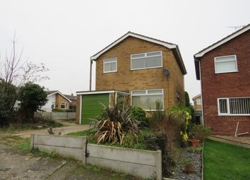 Thumbnail 3 bedroom detached house for sale in Ronden Close, Beccles