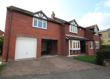 Thumbnail 4 bedroom detached house for sale in Lower Mickletown, Methley, Leeds