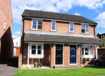 Thumbnail 2 bed semi-detached house to rent in St. Pauls Road, Salisbury