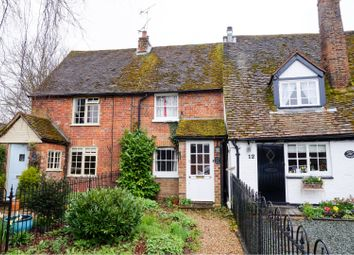 Thumbnail 2 bed terraced house for sale in Church Lane, Weston Turville