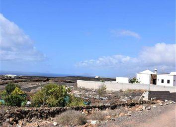 Thumbnail Land for sale in Tinajo, Lanzarote, Spain
