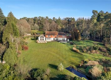 Thumbnail 5 bed detached house for sale in Marley Common, Haslemere, West Sussex