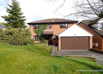 Thumbnail 4 bed property for sale in Sutherland Avenue, Cuffley, Potters Bar