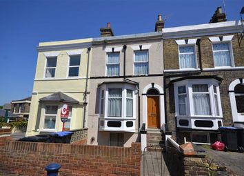Thumbnail 5 bed terraced house for sale in Grange Road, Ramsgate, Kent