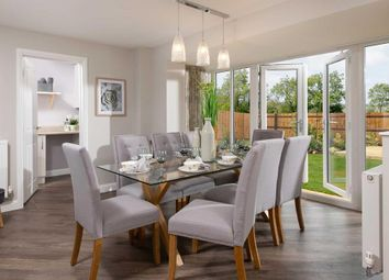 "Thumbnail 4 bed detached house for sale in ""Holden"" at Fleckney Road, Kibworth, Leicester"
