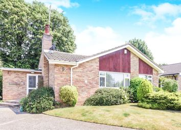 Thumbnail 3 bedroom detached bungalow for sale in Birchfield Grove, Epsom