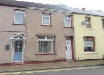 2 bed terraced house for sale in Wyndham Street, Ogmore Vale, Bridgend. CF32