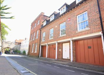 Thumbnail 4 bed terraced house to rent in St. Swithun Street, Winchester