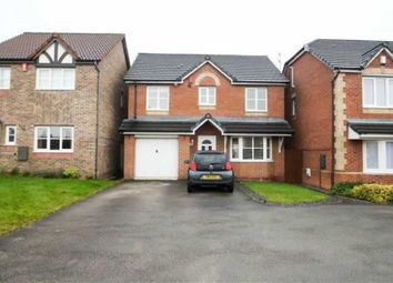 Thumbnail 4 bed detached house for sale in Durham Drive, Lightwood, Stoke-On-Trent