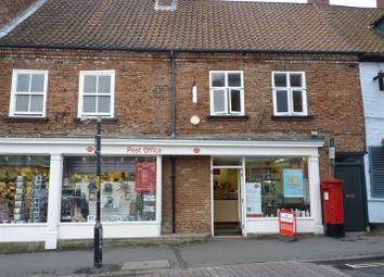 Thumbnail 2 bed flat to rent in Market Place, Malton