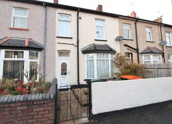 Thumbnail 3 bed terraced house for sale in Oxford Street, Newport