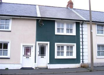 Thumbnail 3 bed terraced house to rent in Robert Street, Milford Haven