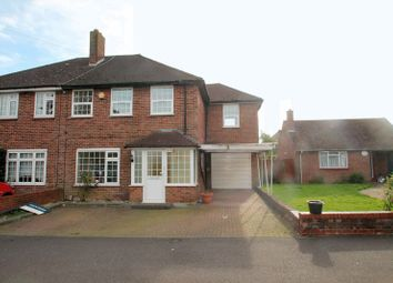 Thumbnail 4 bed semi-detached house for sale in The Larches, Hillingdon