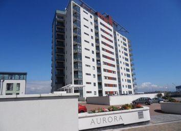 Thumbnail 2 bedroom flat to rent in 4 Aurora, Trawler Road, Swansea.