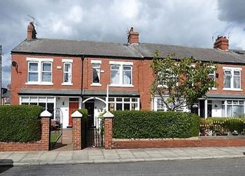 Thumbnail 3 bed terraced house to rent in Langholm Road, East Boldon