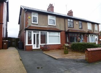 Thumbnail 3 bed end terrace house for sale in Manor Park Road, Glossop, Derbyshire