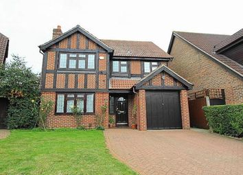 Thumbnail 4 bed detached house to rent in Kilpatrick Way, Yeading, Hayes
