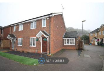 Thumbnail 3 bedroom semi-detached house to rent in Tamar Close, Stevenage