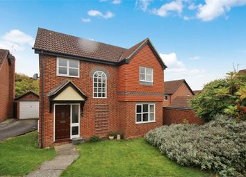 Thumbnail 3 bedroom detached house for sale in Jenkins Close, Shenley Church End, Milton Keynes, Buckinghamshire