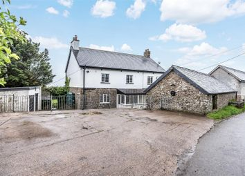 Thumbnail 5 bed property for sale in Dowland, Winkleigh