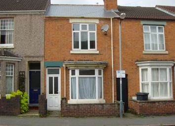 Thumbnail 3 bed terraced house to rent in Lodge Road, Rugby, Warwickshire