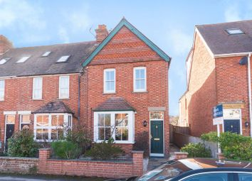 Thumbnail 3 bed end terrace house for sale in Swinburne Road, Abingdon