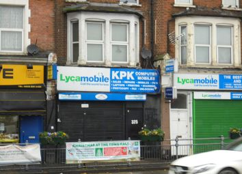 Thumbnail Retail premises for sale in Lea Bridge Road, London
