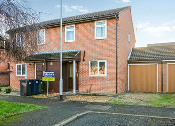 Thumbnail 3 bed semi-detached house for sale in Bryan Close, Ramsey, Huntingdon