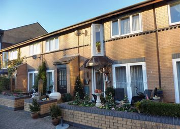 Thumbnail 3 bed terraced house for sale in Plas Taliesin, Penarth