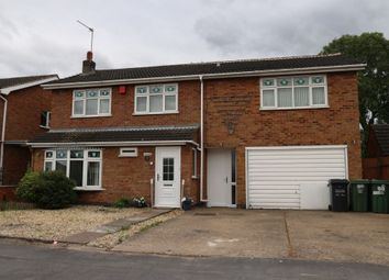 Thumbnail 5 bed detached house for sale in Goodes Lane, Syston