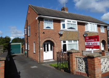 Thumbnail 3 bed semi-detached house for sale in Pear Tree Close, Hartshorne