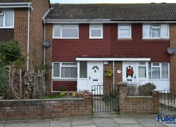 Thumbnail 3 bed terraced house to rent in Bryant Close, Barnet