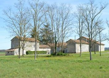 Thumbnail 4 bed equestrian property for sale in Charras, Charente, France