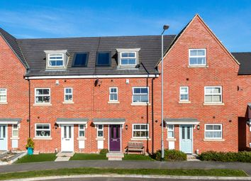 Thumbnail 4 bed terraced house for sale in Tyne Way, Rushden
