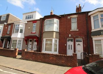Thumbnail 2 bed flat to rent in Egerton Road, South Shields