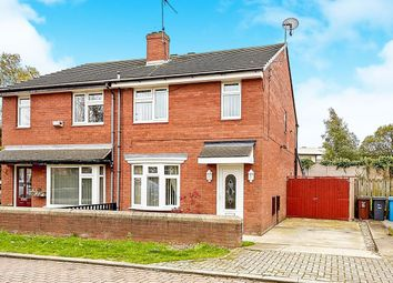 Thumbnail 3 bed semi-detached house to rent in David Whitfield Close, Hull