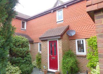 Thumbnail 2 bed terraced house for sale in Marshall Gardens, Basingstoke