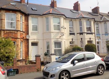 Thumbnail 1 bed flat for sale in Withycombe Road, Exmouth, Devon